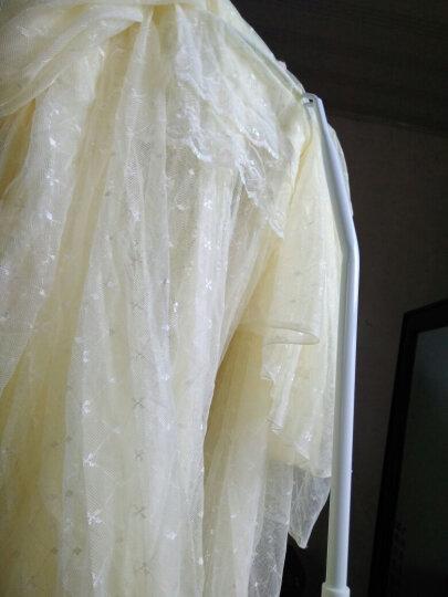 浪莎孕妇内裤纯棉裆部低腰托腹底裤产妇无痕U型三角裤 粉色 L 晒单图