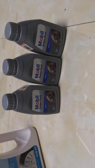 美孚(Mobil)刹车油DOT4 汽车刹车油刹车液制动液500ML 500ML 晒单图