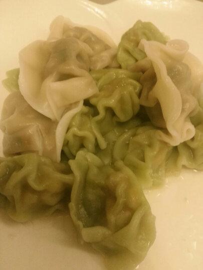 湾仔码头 速冻水饺 虾仁韭菜口味 600g (38只) 火锅食材 晒单图