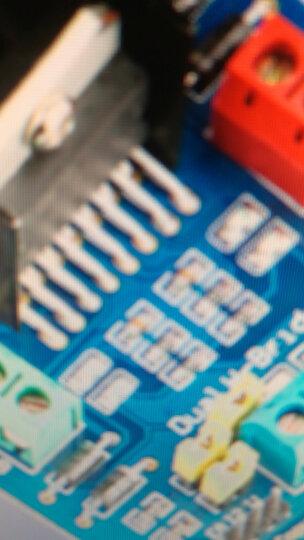 奥松机器人  Arduino 双H桥直流电机驱动板 步进电机 驱动板 轮式机器人配件 双H桥直流电机驱动板 晒单图