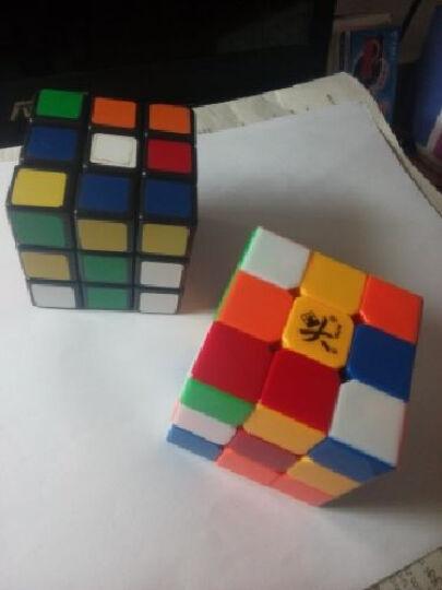 魔域文化 威龙GTS2代3阶魔方234567阶比赛专用魔方玩具二三四五六七阶顺滑减压免运费 傲创5阶黑色 晒单图