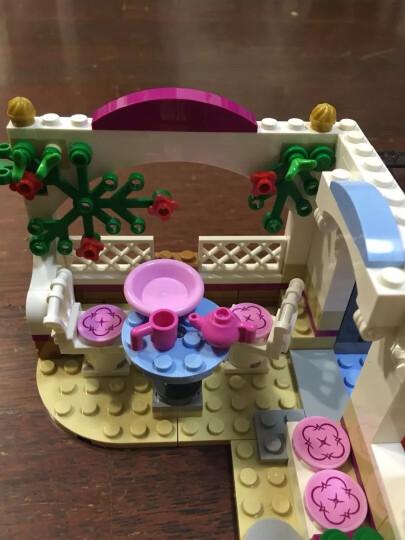 乐高(LEGO) 心湖城好朋友/迪士尼公主冰雪奇缘女孩小颗粒塑料积木6周岁+拼插玩具 41160 小美人鱼爱丽儿的海边城堡 晒单图