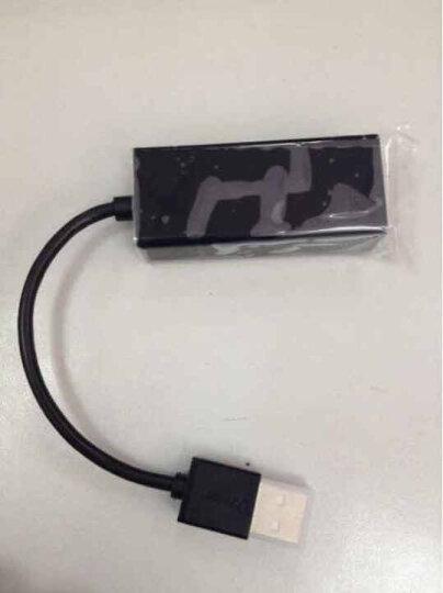 绿联(UGREEN)USB2.0百兆有线网卡 USB转RJ45网线接口网口转换器 带OTG功能 苹果Mac小米盒子昂达平板 30219 晒单图