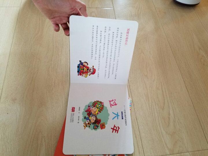 0-3岁金头脑开发图画书:生活认知篇·快乐公园(撕不烂的纸板书) 晒单图