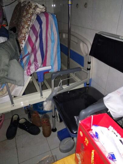 怡辉(YIHUI)护理床 手动电动多功能护理床家用病床老人医用床医疗床 手电全防升级款YHD-3 晒单图
