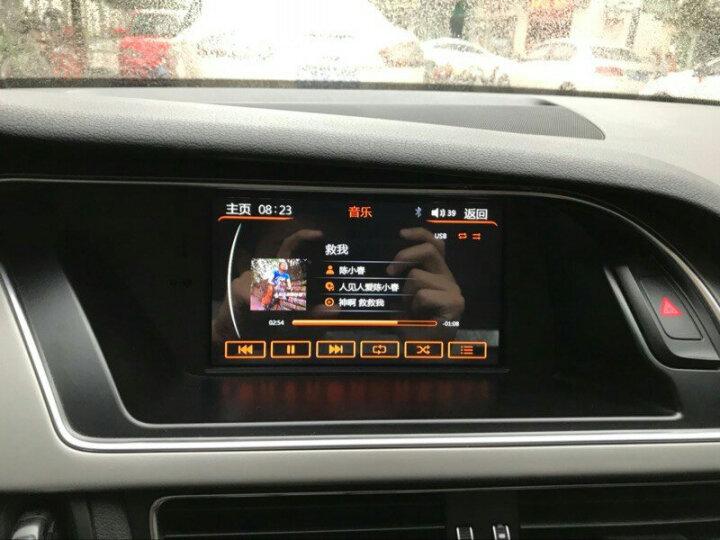 奥迪a1a3a5a4la6lq3q5奔驰abcg级改装高清倒车后视影像轨迹模块原车屏升级 奔驰a级b级c级等专用+高清轨迹摄像头 晒单图