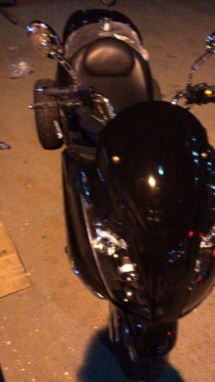 科迈尔 大型跑车三轮电动车老年代步车踏板车马杰斯特电动摩托车公路赛车 1500W72V超威或天能电池 晒单图