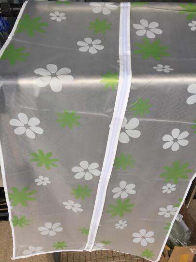 加厚透明防尘衣服收纳袋西装大衣罩挂衣袋套装 5只中号 晒单图