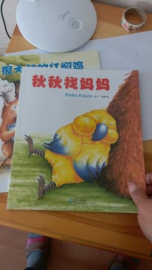 庆子绘本(全4册)秋秋找妈妈 狼大叔的红焖鸡 强大的勇士 猪先生去野餐 儿童绘本情商童话书 晒单图