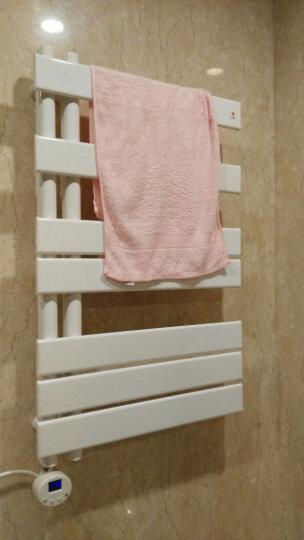 艾芬达 智能电热毛巾架 电加热浴巾架 浴室置物烘干架毛巾烘干 小件衣服快速烘干 GD 100*50cm温控右 晒单图
