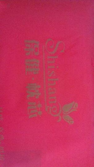 伊人风采家纺 枕芯单人床上用品枕头 粉色 一支装 晒单图