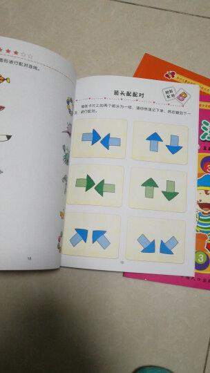 学前 幼小衔接 专注力训练+记忆力训练+观察力训练(全6册)真果果出品 晒单图