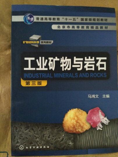 工业矿物与岩石(第3版) 晒单图