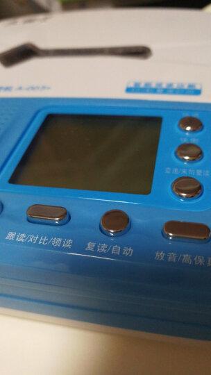 文曲星(WQX) 文曲星A-003+锂电复读机正品磁带英语学习充电锂电池复读机480秒时长复读 晒单图