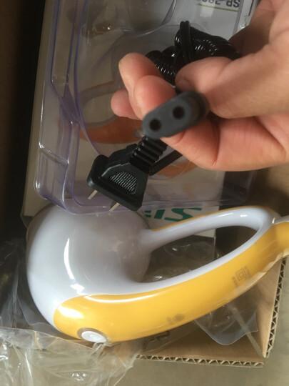 超人毛球修剪器充电式毛衣衣服去球器去毛器剃毛器除毛器剃毛球器除球器打毛器SR7802 标配+2个原装刀片 晒单图
