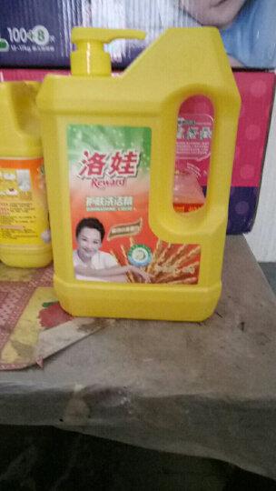 洛娃 护肤洗洁精2kg(小麦蛋白洗涤灵) 晒单图