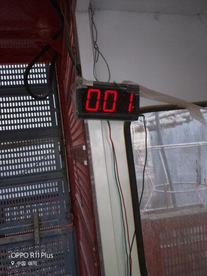 杭普 TK208施工电梯楼层呼叫器 升降机呼叫器 楼层工地呼叫器 人货梯报号 防水 吊笼呼叫铃 升级金属蓄电型主机+10个楼层分机 晒单图