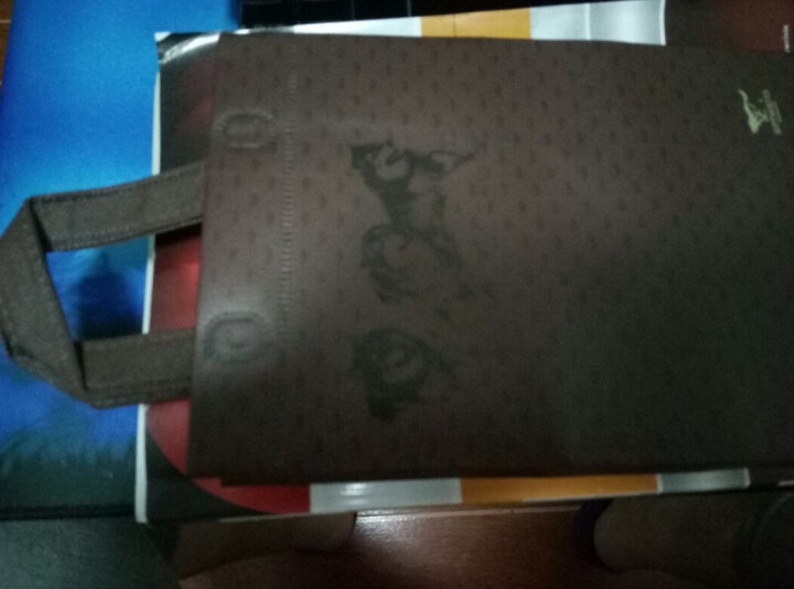 七匹狼(SEPTWOLVES) 男士钱包 时尚票夹+腰带优惠套装皮带礼盒 L9427-8A 晒单图