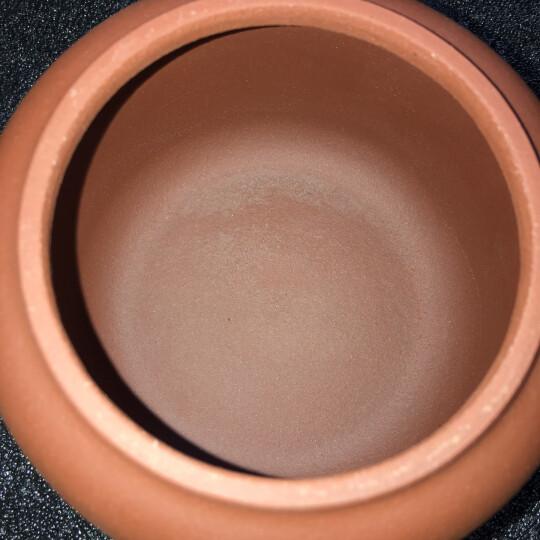 尊壶 茶叶罐大号紫砂茶叶罐普洱非陶瓷便携茶罐茶叶盒茶具套装 小号梅兰竹菊套装 晒单图