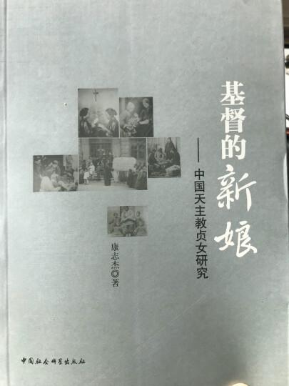基督的新娘:中国天主教贞女研究 晒单图