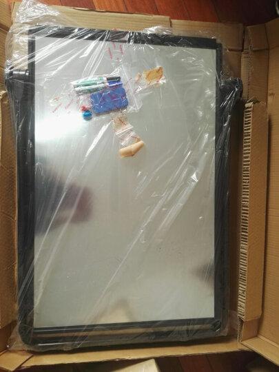 齐心(Comix)1200*900mm 加强型双面移动白板 支架式白板H型 办公磁性会议写字 /写字板 BB7632 晒单图