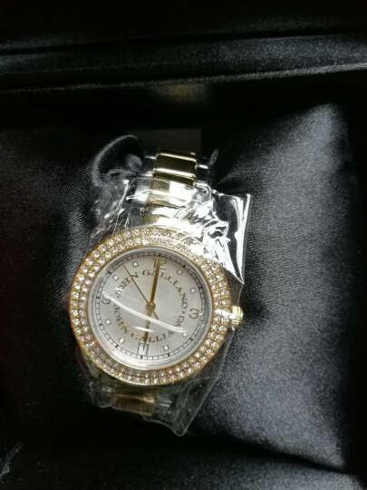 约翰·加利亚诺 (JOHN GALLIANO) VERY GALLIANO 系列手表混金色石英机芯钢带女士腕表R2553132507 晒单图