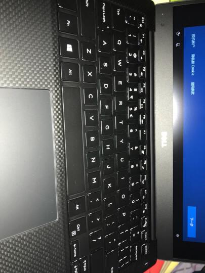 戴尔DELL全新XPS13 13.3英寸轻薄窄边框笔记本电脑(i7-8550U 16G 512GSSD FHD Win10 指纹识别 白色硅纤维)金 晒单图