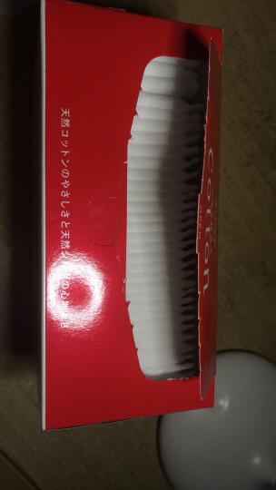 日本进口 资生堂(Shiseido)温和细腻 Cotton柔滑化妆卸妆棉 70片(卸妆 卸甲 拍水 敷面膜 轻薄) 晒单图