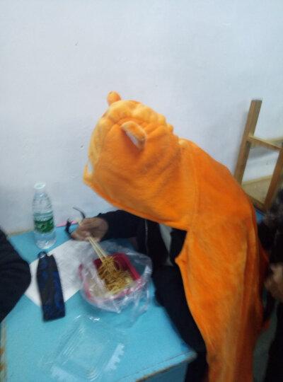【动漫城】原创滑稽 干物妹小埋 披肩龙猫斗篷   咸鱼披风 二次元 动漫家居空调毯周边 进击珊瑚绒 均码 晒单图