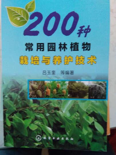 200种常用园林植物栽培与养护技术 晒单图