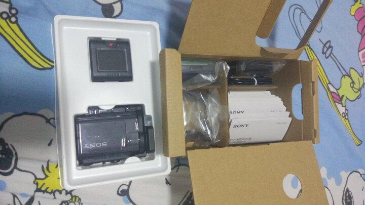 索尼(SONY)HDR-AS50R 酷拍运动相机/摄像机监控旅游套装(电子防抖 60米水下防水壳 3倍变焦) 晒单图