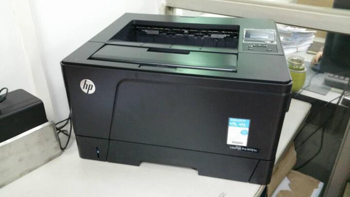 惠普(HP) 打印机 403d  A4黑白激光打印机 代替401d  晒单图