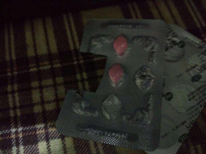 金戈 枸橼酸西地那非片 50mg*5片/盒 晒单图