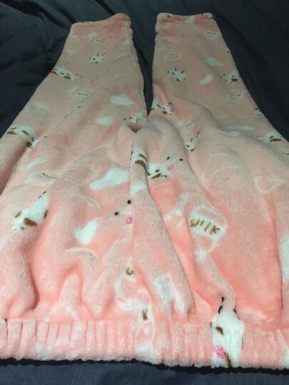 卿城睡衣睡裙夏季女三件套蕾丝内衣吊带睡裙 9023紫色 160/84A(女M) 晒单图