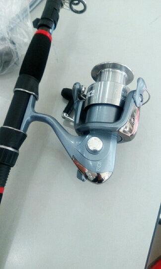 迪佳 渔轮LD2000/2500/3000/3500/4000/5000纺车轮10轴承防腐轴承鱼线轮 LD5000 晒单图
