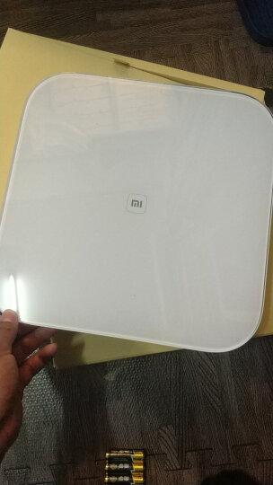 小米(MI)智能体重秤 家用健康秤 电子秤 精度高 APP数据测量 led灯显示 晒单图