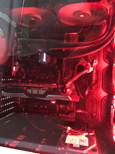 美商海盗船(USCORSAIR) AIR540中塔侧透明游戏组装主机散热电脑台式水冷机箱 AIR540+H150i PRO RGB 晒单图