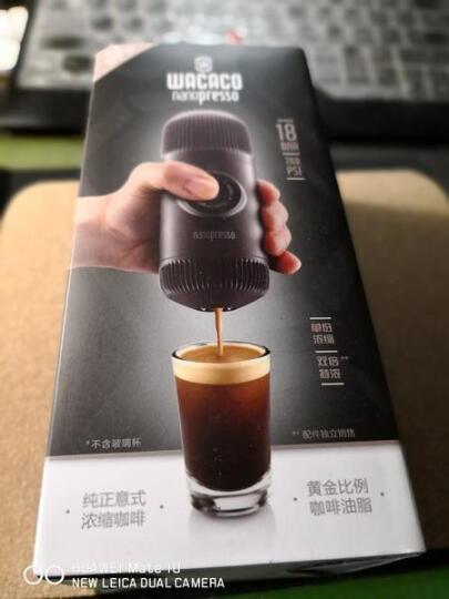 【自营配送】WACACO Minipresso咖啡壶 意式手动咖啡机 户外便携式手压咖啡杯 一代经典咖啡机-胶囊版 晒单图