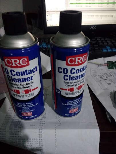高科美芯 CRC精密电器清洁剂 PR02016C 精密仪器电器清洁剂 电子线路板清洁剂  晒单图