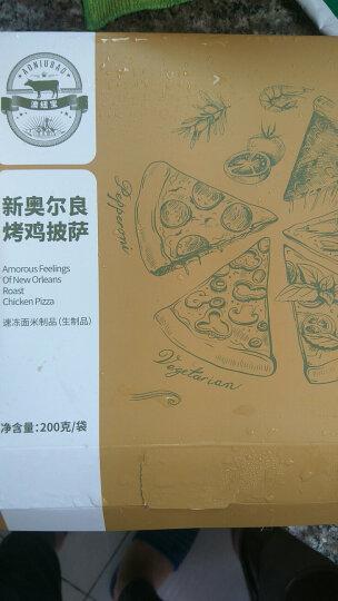 澳纽宝 德式香肠披萨 约17厘米 180g/盒 成品披萨 晒单图