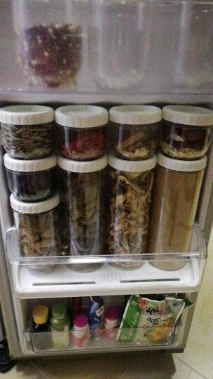 乐扣乐扣(lock&lock)储物罐 冰箱侧门塑料收纳罐 三件套 INTERLOCK INL301S002 晒单图