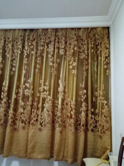 歐凱佳 定制双层公主风窗帘成品婚房客厅卧室遮光窗帘布喜庆 19 宽3.0*高2.7挂钩款一片高度可修改 晒单图