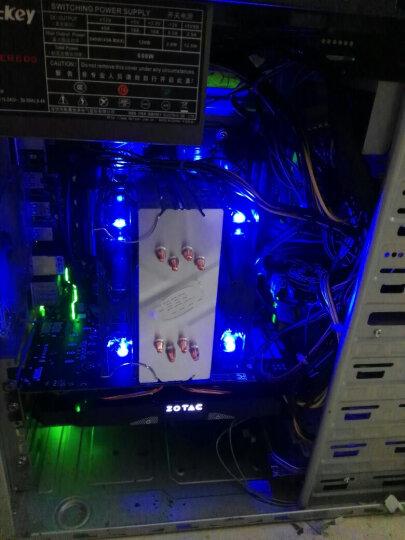 索泰(ZOTAC)GeForce GTX1050Ti-4GD5 X-GAMING OC 1354-1468MHz/7008MHz 4G/128bit GDDR5 PCI-E显卡 晒单图