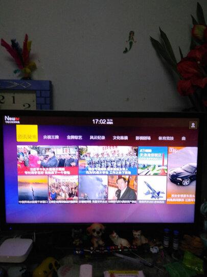 小米(MI)小米盒子4C 智能网络电视机顶盒 4K电视 H.265硬解 安卓网络盒子 高清网络播放器 HDR 黑色 晒单图