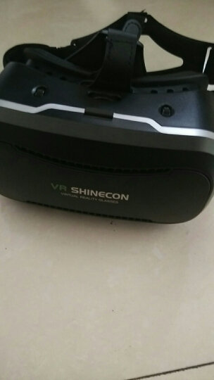 SHINECON 千幻魔镜 虚拟现实智能vr眼镜VR一体机 手机vr游戏机头戴式3D头盔ar10代 升级耳机版+通用游戏手柄+运费险+海量片源 晒单图