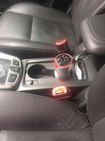 慑力(safestnet)汽车车载空气净化器H3A负离子加湿车内除甲醛杀菌除异味PM2.5 标配+家用电源适配器 晒单图