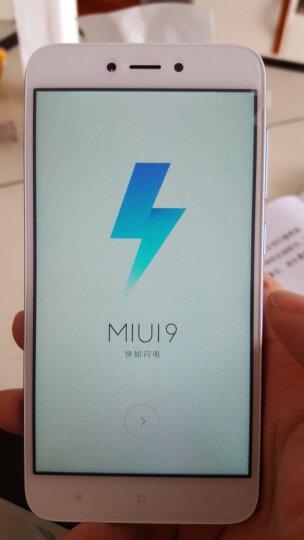 小米 红米5A 全网通版 3GB+32GB 浅蓝色 移动联通电信4G手机 双卡双待 晒单图