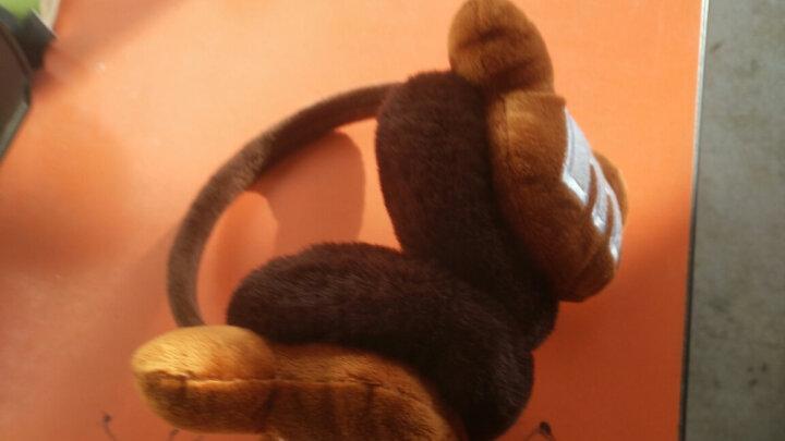 佳妍尚保暖耳罩男女耳套冬季可爱耳暖护耳捂子户外防寒耳包 天蓝色 晒单图