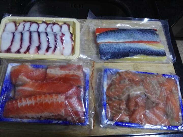 泰国进口日本蟹香鱼柳 120g 12条 1袋/袋装 晒单图