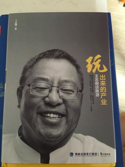 玩出来的产业:王志纲谈旅游 晒单图